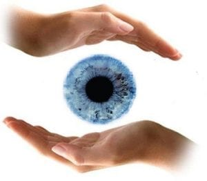 eyeball image for eye care