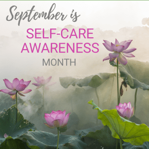 self-care awareness september
