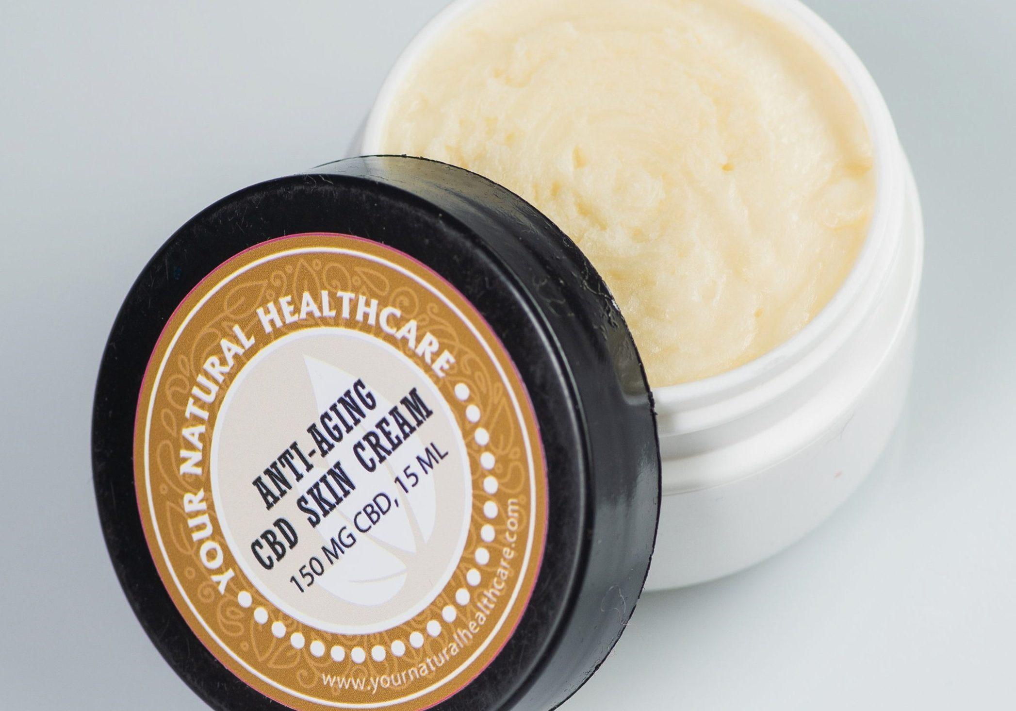 Ch 6. Anti-aging Skin Cream